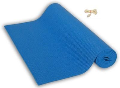 W.A.T WAT 4 mm Mat Sky Blue Yoga Blue 4 mm