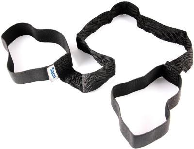 Saco Universal Black 1 mm Yoga Mat