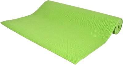 AmazingHind Mat with cover Exercise & Gym, Yoga Green 5 mm
