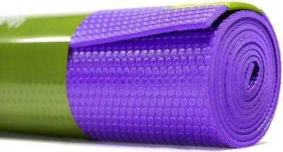 Fine Touch Polka Dots Yoga Purple 6 mm