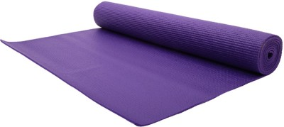 Relax Fitness Mat-6mm Yoga Purple 6 mm