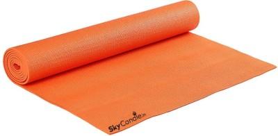 Skycandle Sports Yoga Orange 3 mm