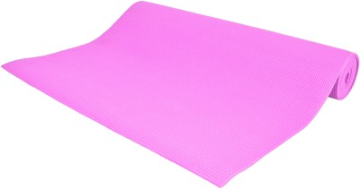 AmazingHind Mat with cover Exercise & Gym, Yoga Purple 5 mm