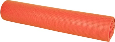 AmazingHind Mat with cover Exercise & Gym, Yoga Orange 6 mm
