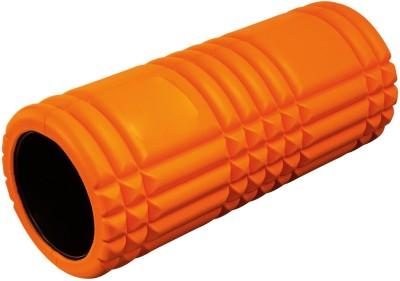 Iso Solid Trigger Point Foam Roller Golf Orange 12 mm