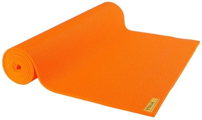 Eurostar Yoga Mat Yoga Orange 4 mm
