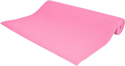 AmazingHind Mat with cover Exercise & Gym, Yoga Pink 5 mm