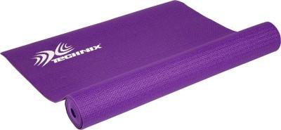 Technix Non-Slip Purple 4 mm Yoga Mat