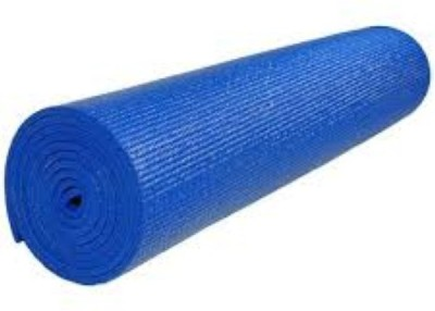 Satwa Yoga Mat With Cover Exercise & Gym Blue 5 mm