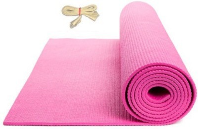 W.A.T WAT 4mm Mat Pink Yoga Pink 4 mm