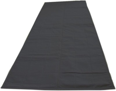 Lnt 400TC Portable and Washable mat Solid Yoga Grey 1 mm