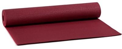 Yogimat Basic Yoga Maroon 4 mm