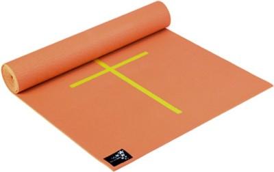Yogistar Plus Alignment Yoga Mango Mat 5 mm