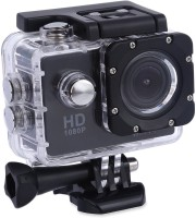 Artek A Full HD Waterproof Sports and Action Camera(Black 1.3 MP)