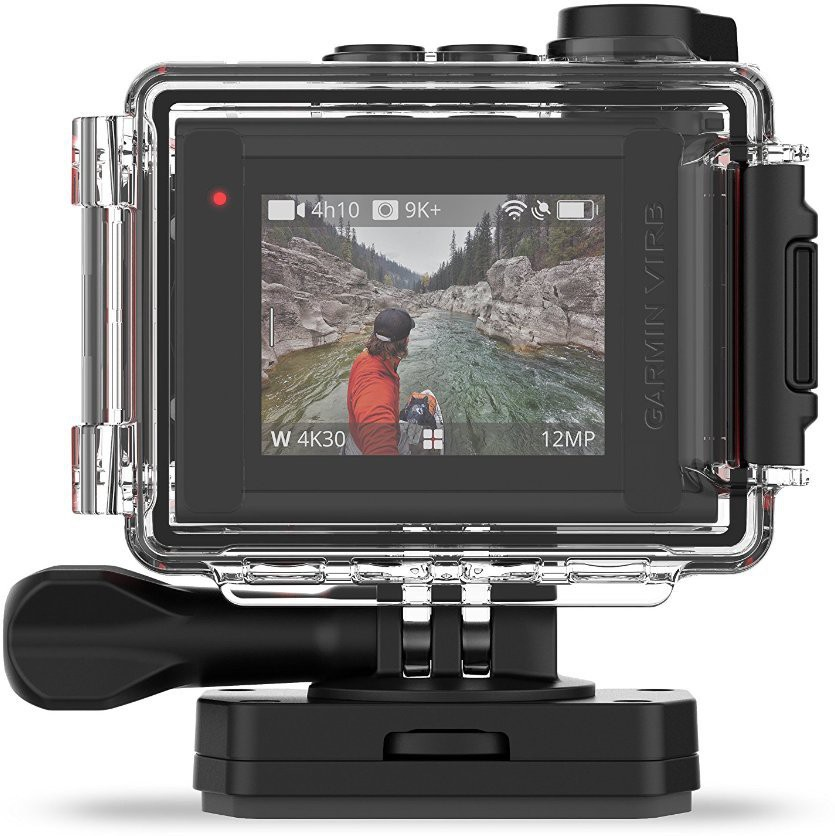 View Garmin Virb VIRB ULTRA 30 Sports and Action Camera(Black, Red 12 MP) Price Online(Garmin)