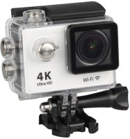 Astra 4kcamera Ultra hd 3840 Sports and Action Camera(White 12 MP)