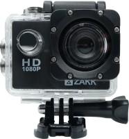 Zakk HD 1080P Sports and Action Camera(Black 12 MP)