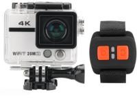 Astra 4k Camera Ultra hd 3840 Sports and Action Camera(Silver 12 MP)
