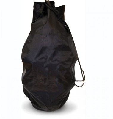 SahniSports Premium Carry Sack Sports Ball Bag(Black)