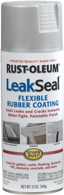 Rust-Oleum LeakSeal Aluminum Spray Paint 340 ml