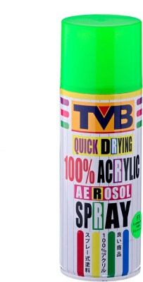 TVB F5 Fluorescent Green Spray Paint 400 ml