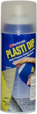 Performix Plasti Dip Multi Purpose Rubber Coating Clear Matte Spray Paint 325 ml