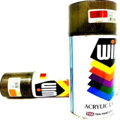 KUBER STORES Candy orange Spray Paint 400 ml