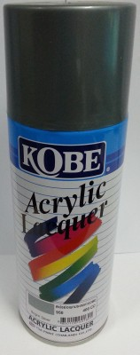 KOBE Bright Silver Spray Paint 400 ml