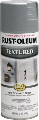 Rust-Oleum Stops-Rust Nickel Spray Paint 340 ml