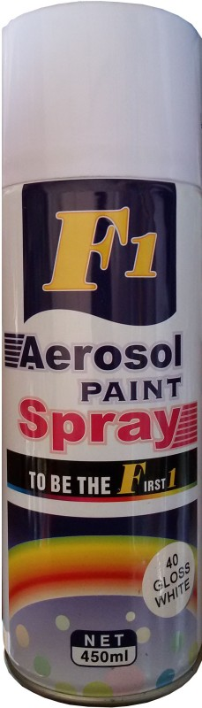 F1 Clear Spray Paint 250 ml(Pack of 1)