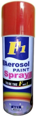 F1 Red Spray Paint 450 ml