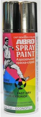 Abro BRIGHT CHROME Spray Paint 400 ml