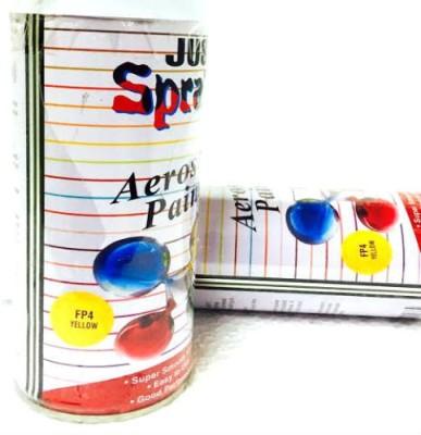 KUBER STORES Yellow Spray Paint 400 ml