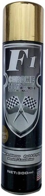 F1 Chrome Gold Spray Paint 450 ml