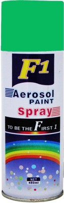 F1 Green Spray Paint 450 ml(Pack of 1)