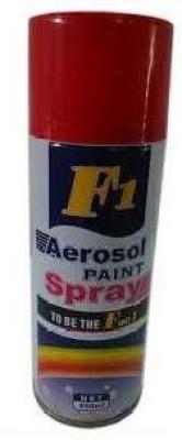 F1 RED MATT Spray Paint 400 ml