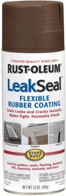 Rust-Oleum LeakSeal Brown Spray Paint 340 ml