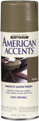 Rust-Oleum American Accents Nutmeg Spray Paint 340 ml