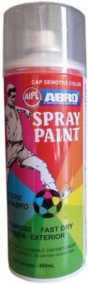Abro FLUORESCENT GREEN Spray Paint 400 ml