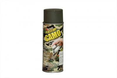 Performix Plasti Dip Multi Purpose Rubber Coating Camo Green Spray Paint 325 ml
