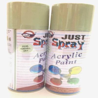KUBER STORES Munshell Grey Spray Paint 400 ml
