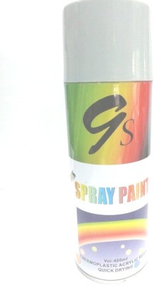 GS GREY Spray Paint 400 ml(Pack of 1)