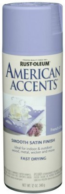 Rust-Oleum American Accents French Lilac Spray Paint 340 ml