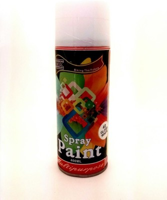 RK White Spray Paint 400 ml