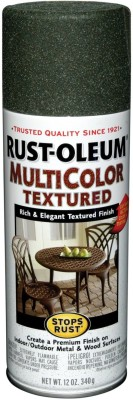 Rust-Oleum Stops-Rust MultiColor Textured Spray Paint Bottle