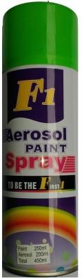 F1 Florocent Green Spray Paint 450 ml