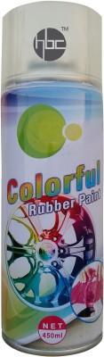 Hybrid Customs Rubber Dip Blue Matte Spray Paint 450 ml