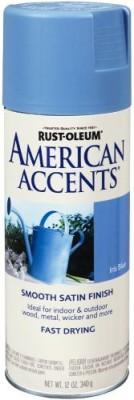 Rust-Oleum American Accents Iris Blue Spray Paint 340 ml