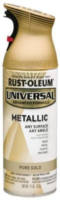 Rust-Oleum Metallic Oil Paint 1 Spray Can