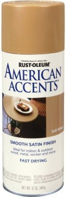 Rust-Oleum American Accents Soft Wheat Spray Paint 340 ml